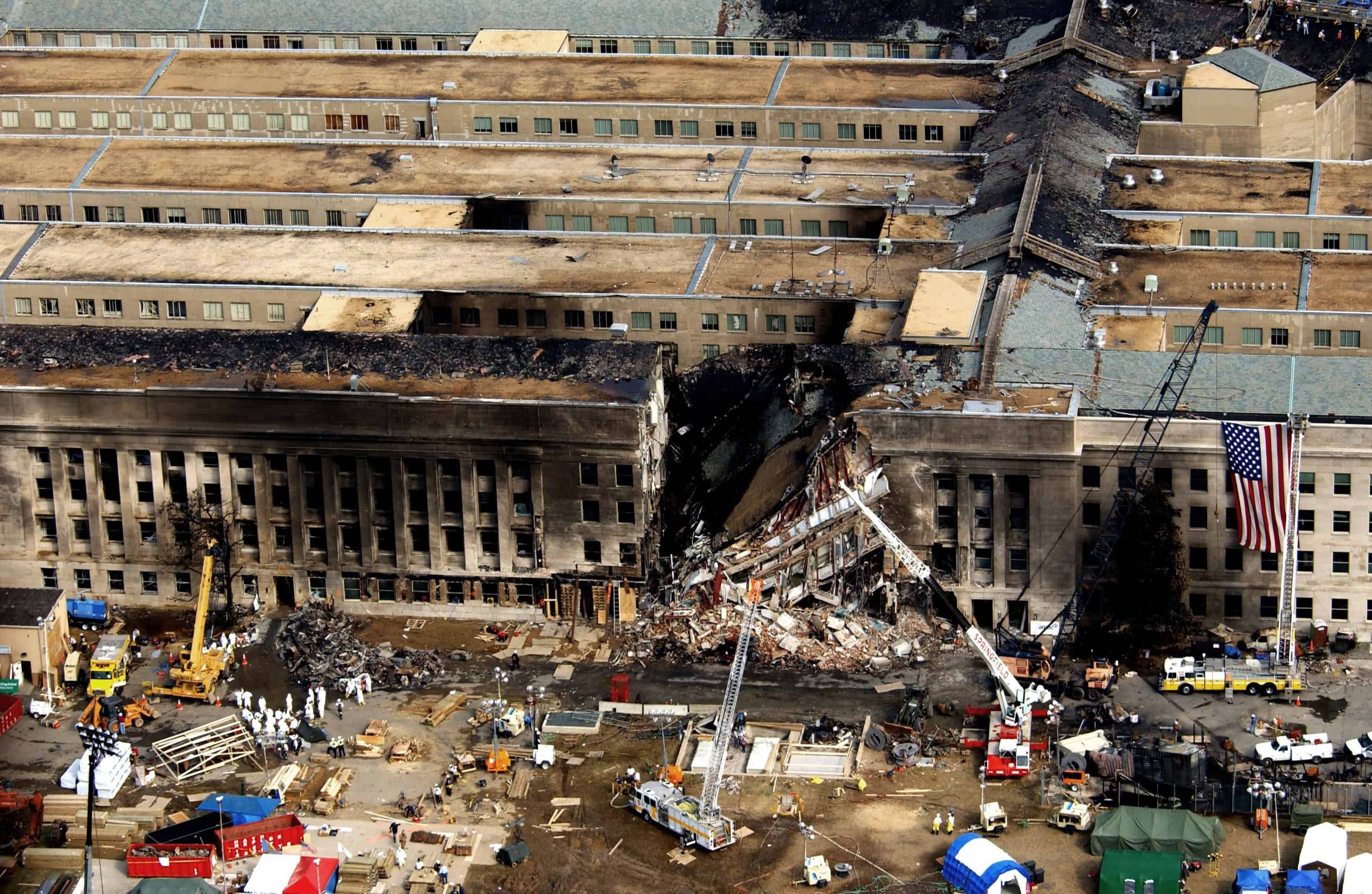2001; PENTAGON ON 9/11