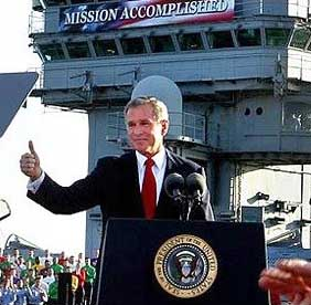 2003 Bush_mission_accomplished