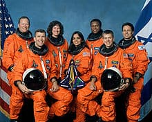 2003 colombia shuttle crew