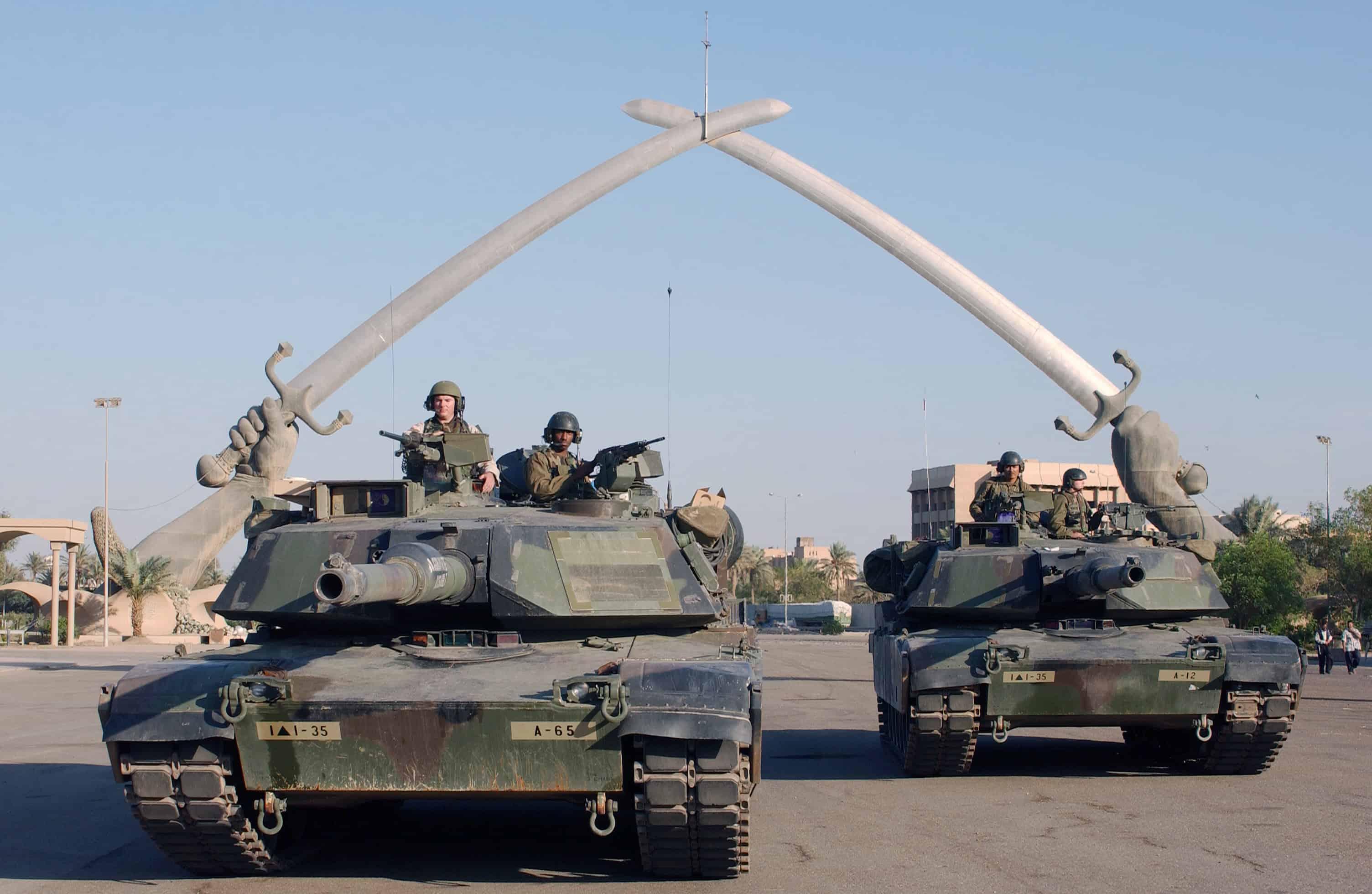 2004; HANDS OF VICTORY BAGHDAD