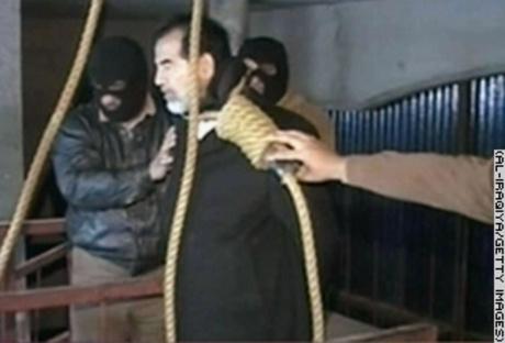 2006 saddam hang