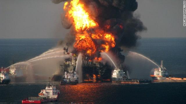 2010 bp oil explosion