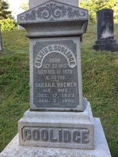 1929; coolidge grave