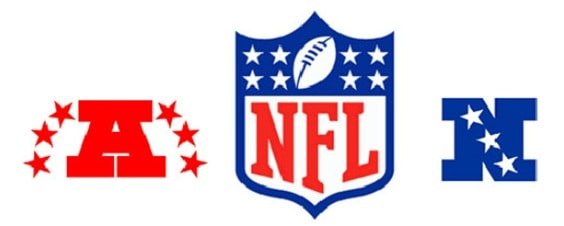 American-National-Yin-Yang-Football