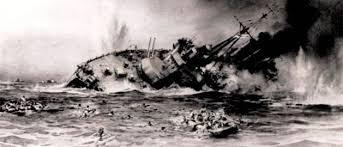 1942; BATTLE OF JAVA SEA