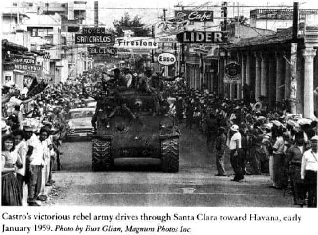 1959; CASTRO REBEL ARMY