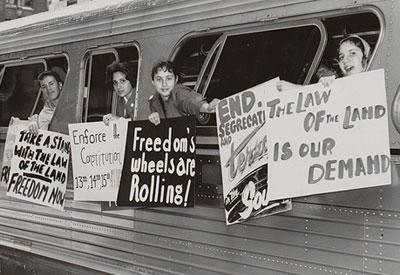 1961; FREEDOM RIDERS