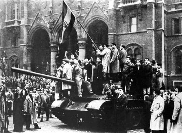 1956; HUNGARIAN REV