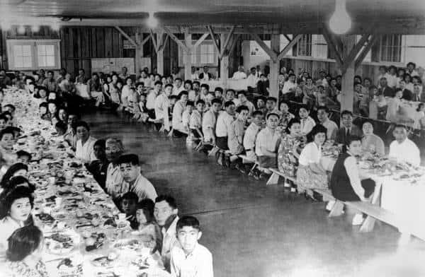 1942; INTERNMENT CAMP