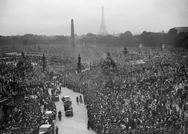 1944; LIBERATION OF FRANCE