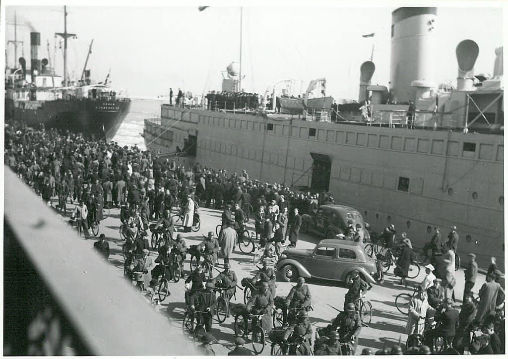1940; OPERATION WESERUBUNG