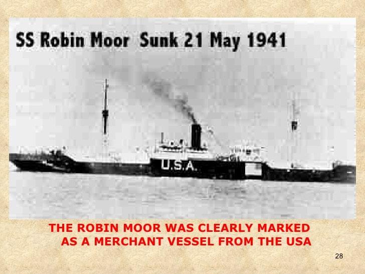 1941; ROBIN MOOR