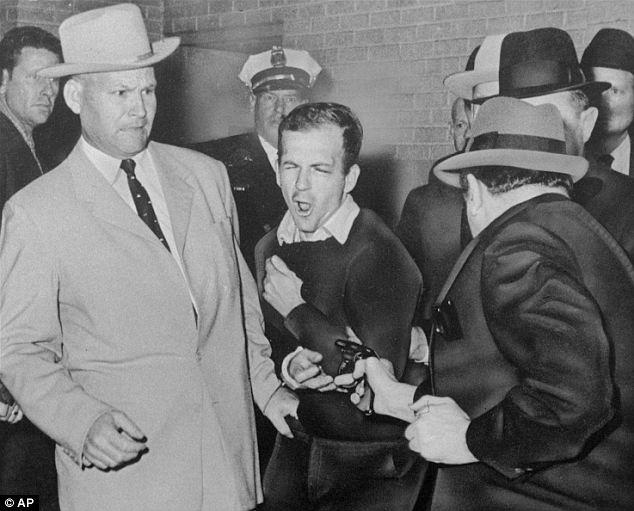 1963; RUBY SHOOTING OSWALD