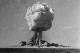 1949; SOVIET BOMB
