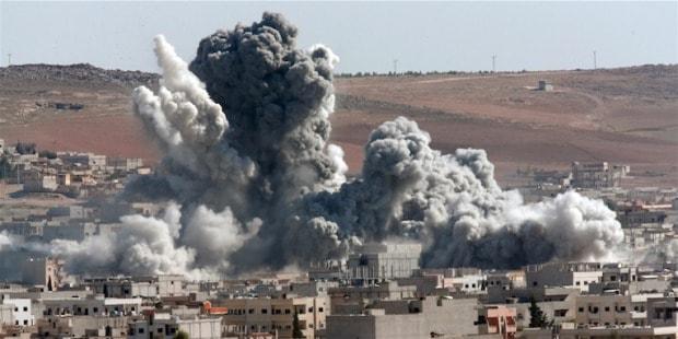 2014; US-airstrike-Syria