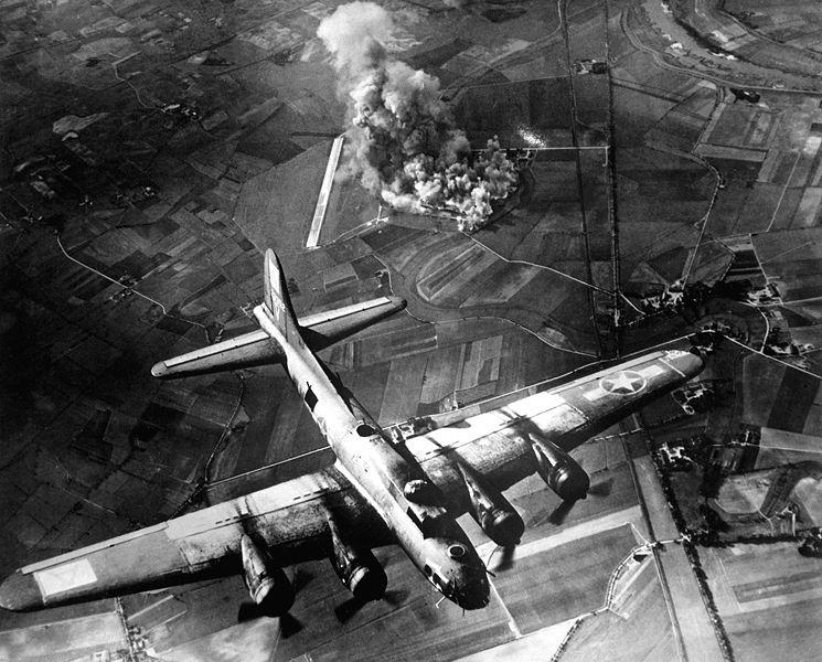 1944; big week 2