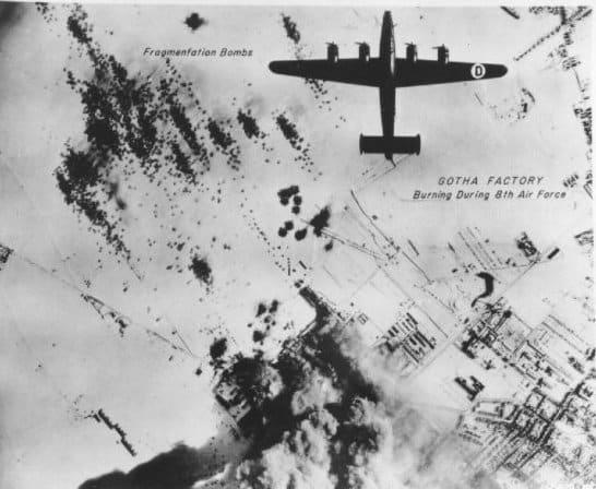 1944; big week