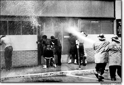 1963; birmingham PROTEST