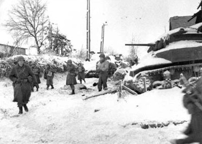 1944; battle of the bulge