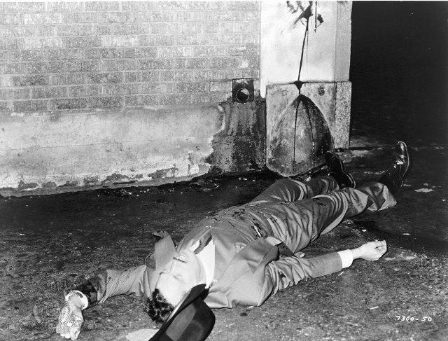 1934; death of dillinger