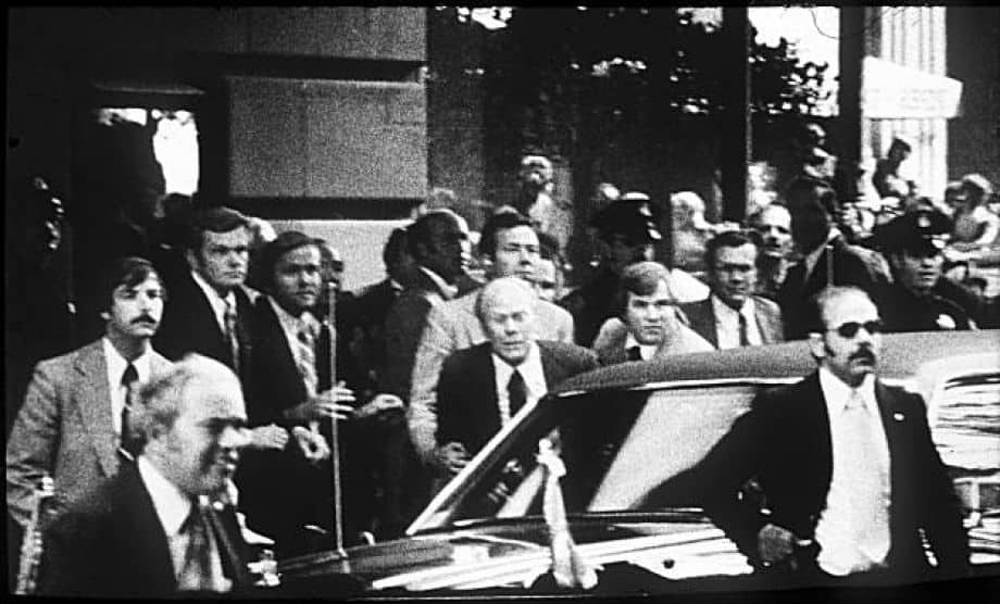 1975; ford attempted assassination