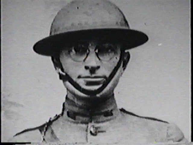 1945; harry_truman_in WWI-uniform
