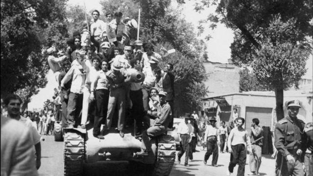 1953; iran/US coup