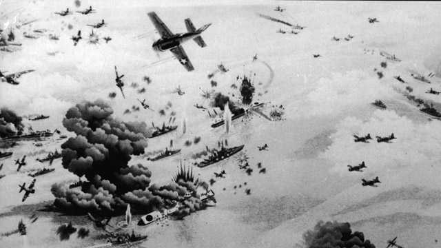 1942; battle of midway