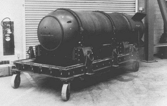 1950; mk15 h-bomb