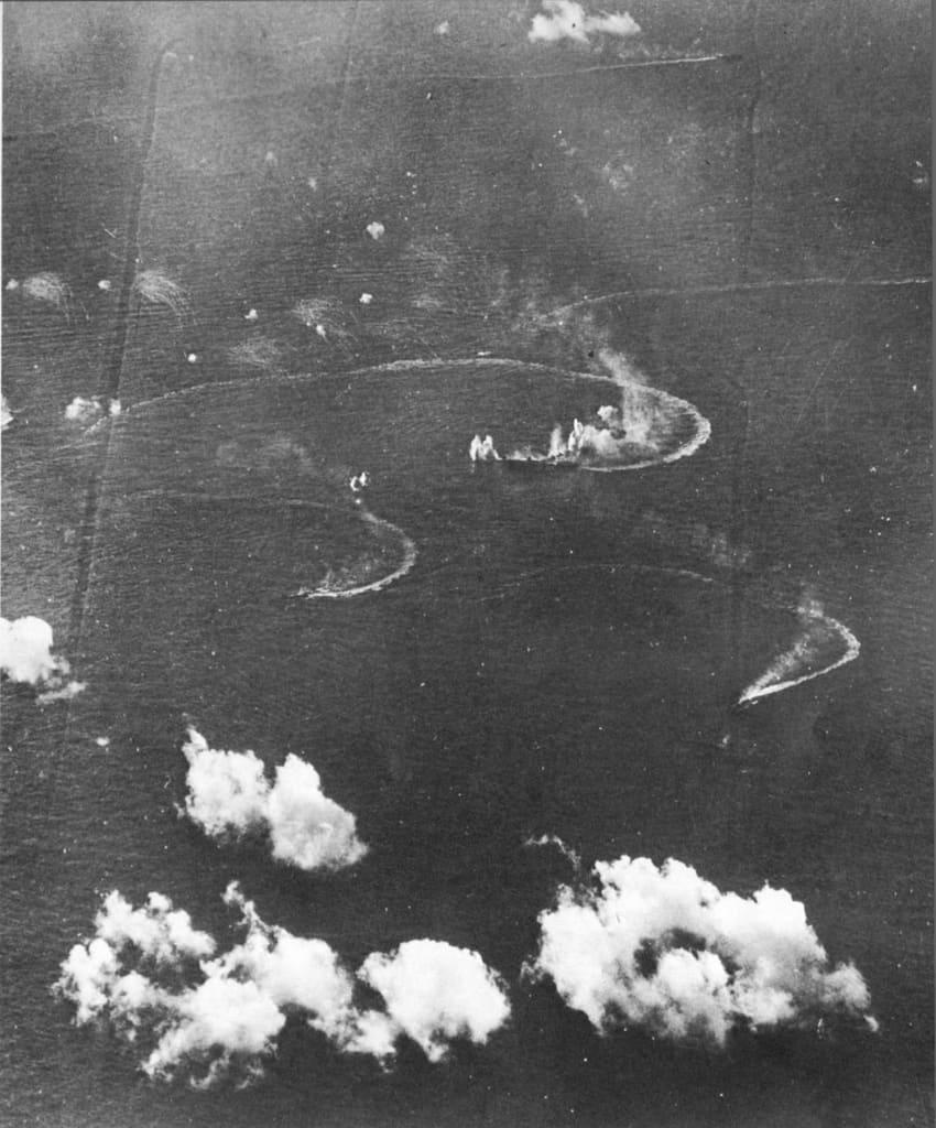 1944; phillipine sea