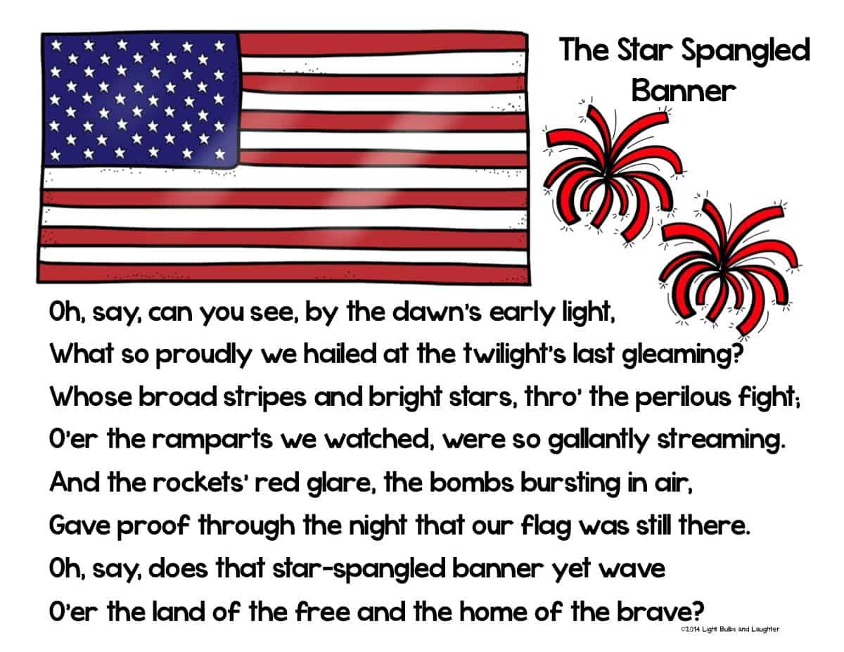 1931; star spangled banner