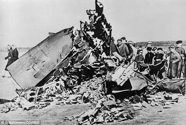 1960; u-2 shot down