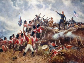 1815; Battle of New Orleans