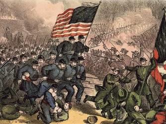 1861; 2nd battle of bull
