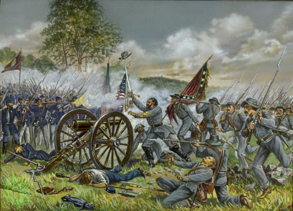 1863; battle of gettysburg