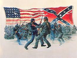1861; civil war begins