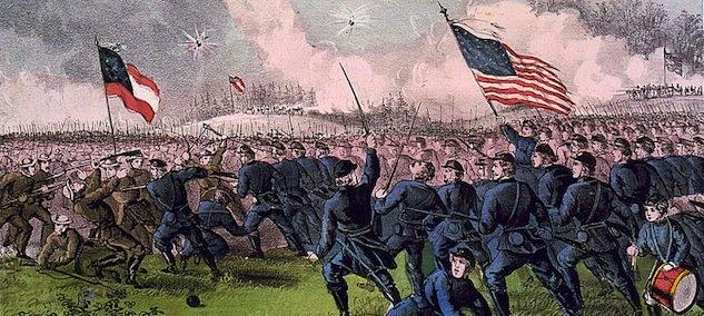 1861; civil war