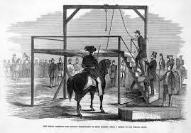 1859; john brown hanging