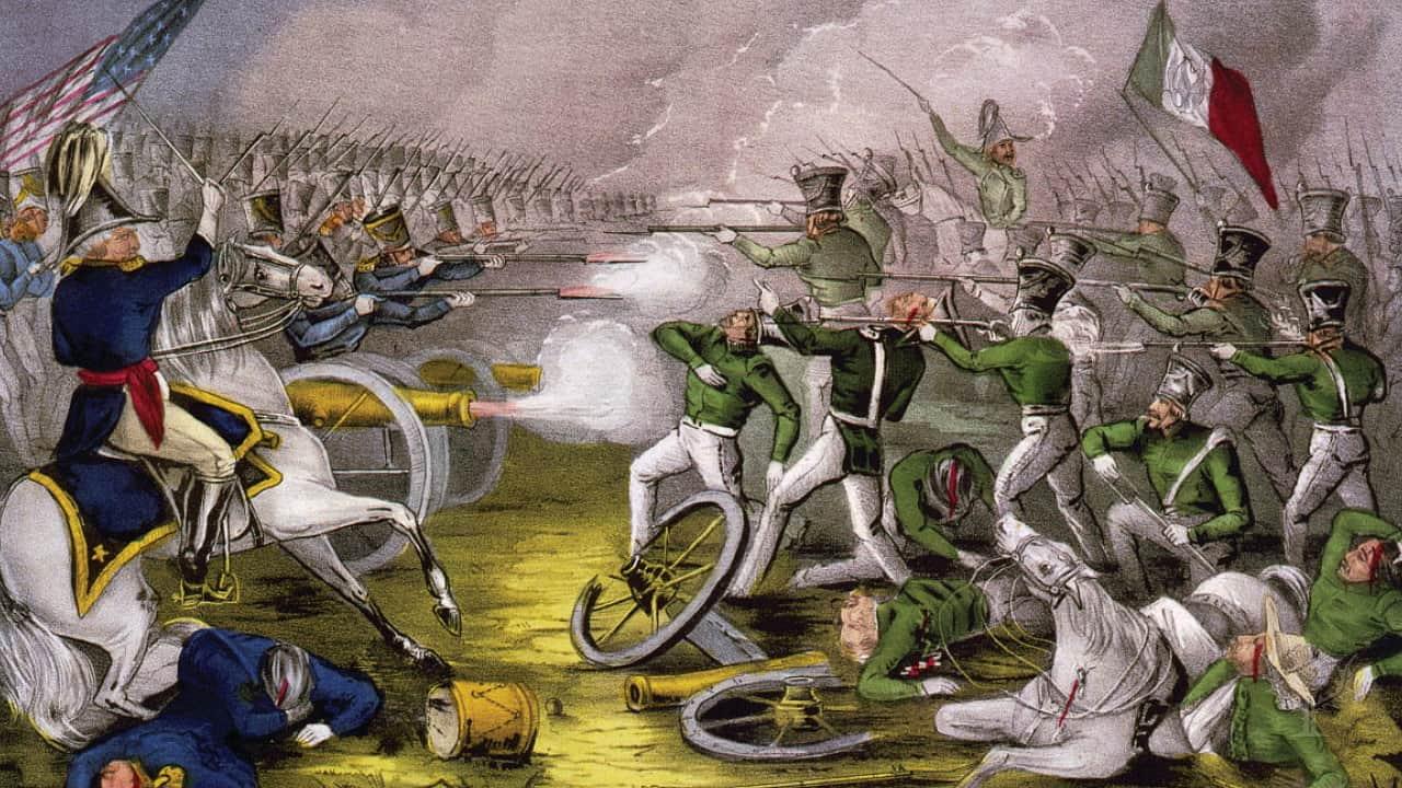 1846; mexican american war